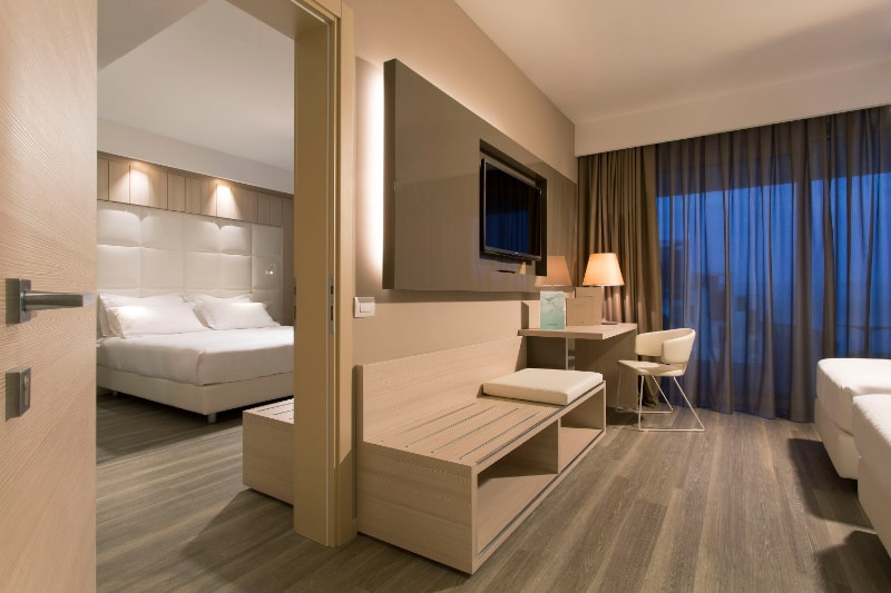 Hotel Dante Jesolo Bewertung