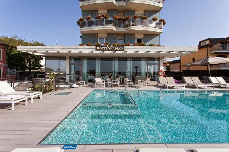 Hotel adlon hotel quattro stelle jesolo - Hotel con piscina jesolo ...