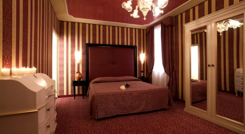 HOTEL ALCYONE Calle dei Fabbri, San Marco, 4712 , 30124 Venezia