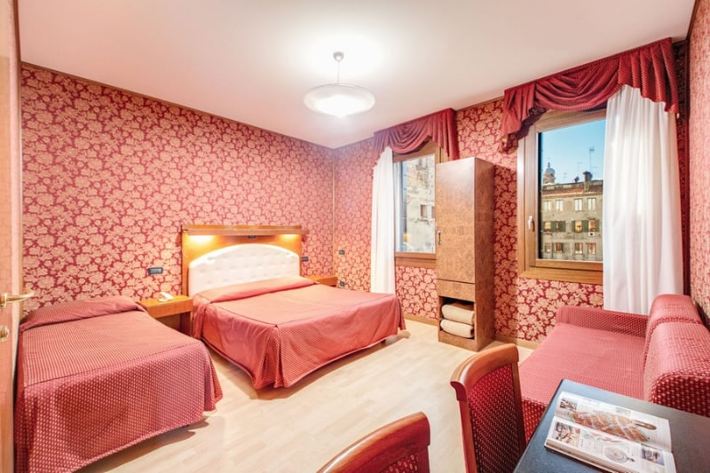 Hotel Atlantide Venezia Telefono