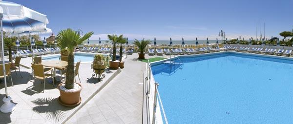 Hotel Jesolo Pensione Completa Fronte Mare