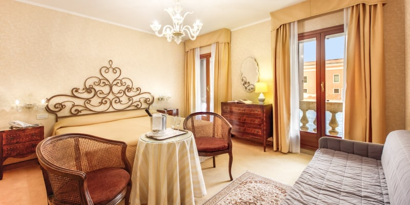 Hotel San Geremia Rooms Venecia