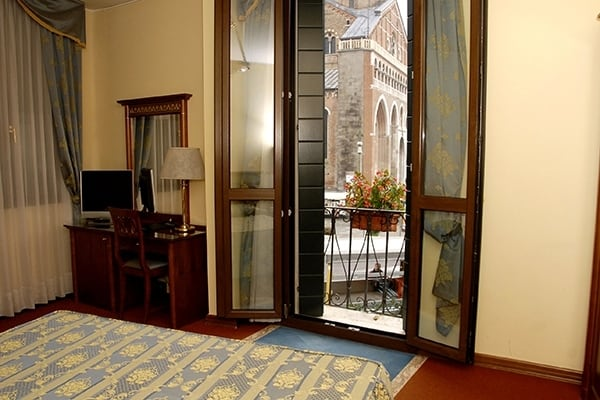 Hotel Donatello Padova Centro