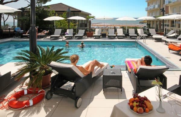 Hotel Jesolo Con Spa