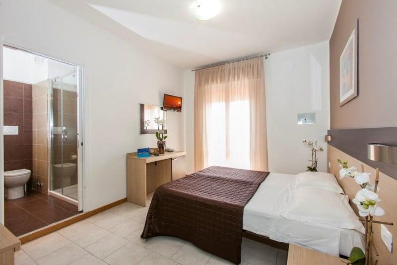 Hotel Gardenia Al Lago Gargnano Bs Italien