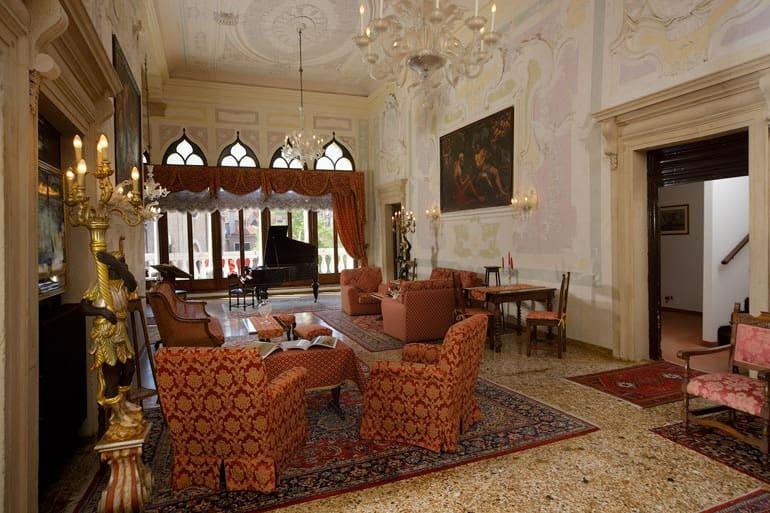 Hotel la residenza venezia net
