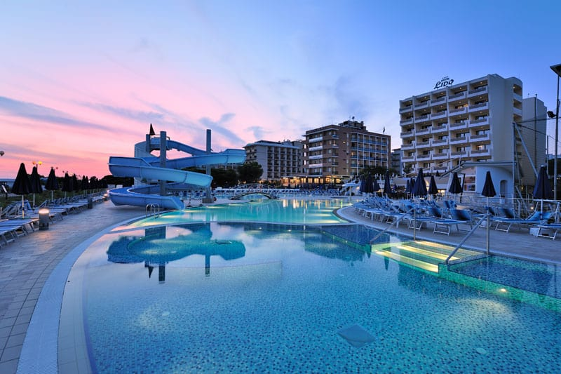 Hotel Lido Bibione Beach | Hotel Quattro Stelle Bibione