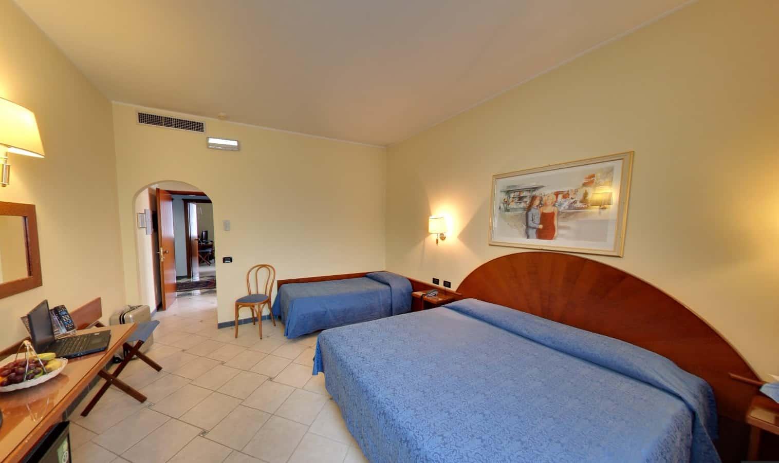 Hotel Vicino Centro Congrebi Frentani Roma