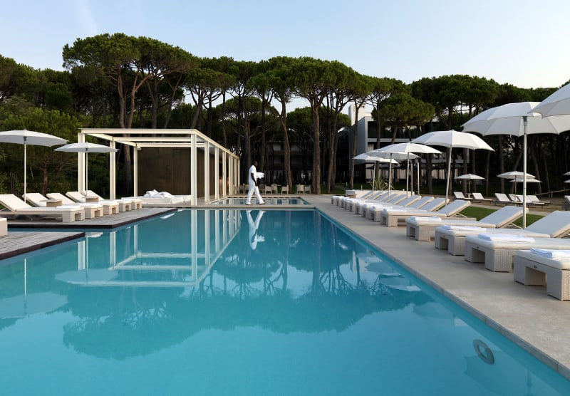 Hotel Mediterraneo Jesolo Italy