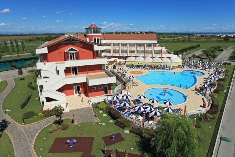 Hotel Caorle Direkt Am Strand Mit Pool