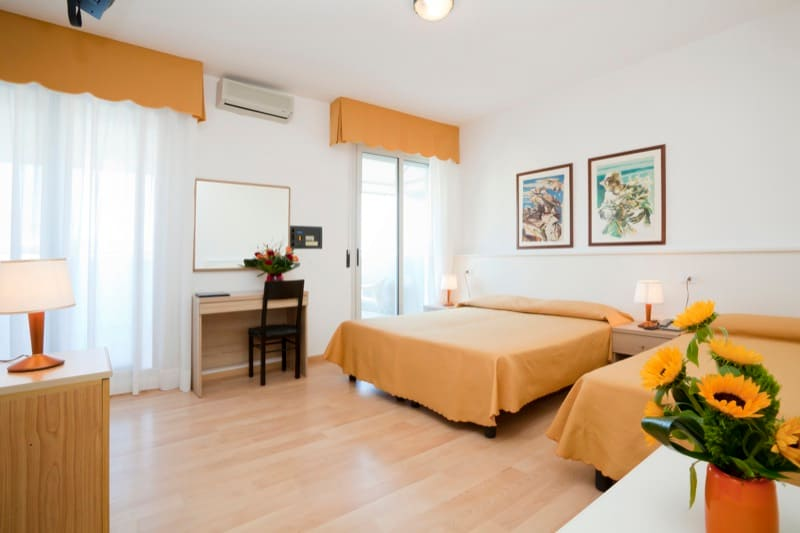Hotel Parigi Caorle Bewertung