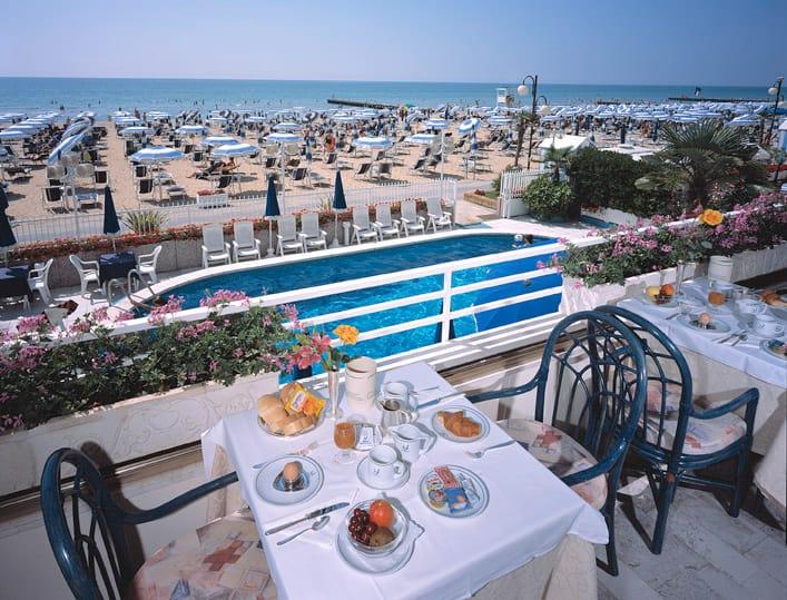 Hotels Jesolo Direkt Am Strand  Sterne