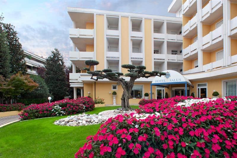 Hotel Salus Terme Abano