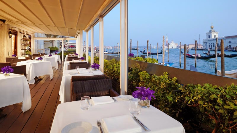 Awesome Ristorante La Terrazza Venezia Ideas - Design and Ideas ...