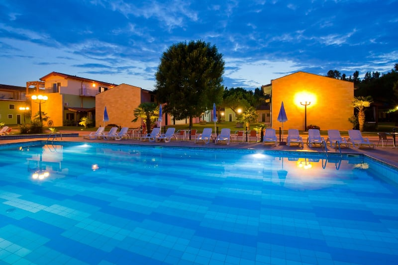 Residence duna rossa caorle - Residence con piscina caorle ...