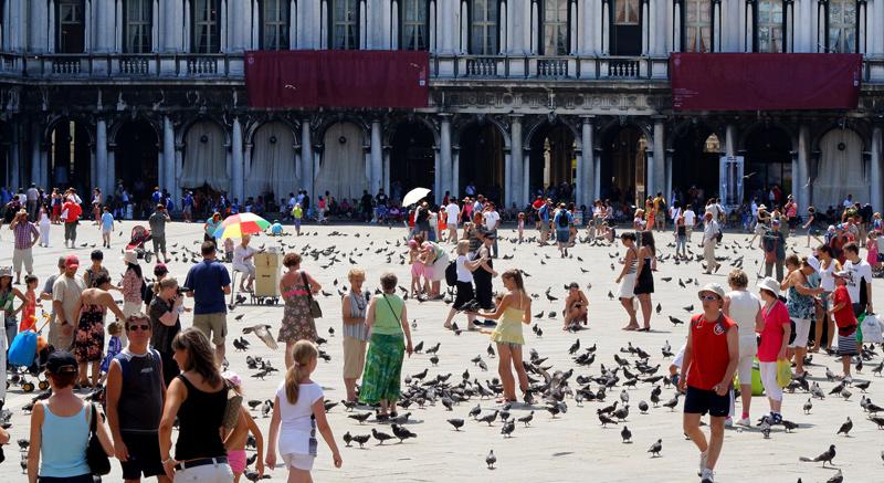 Itinerari a Venezia