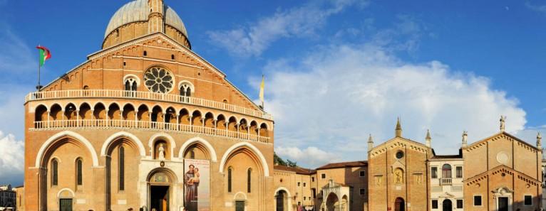 La Basilica del Santo a Padova