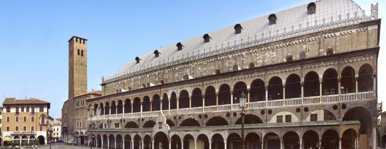Il Palazzo della Ragione a Padova