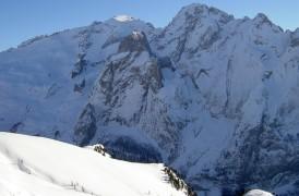 Passo San Pellegrino – Moena- Canazei – Falcade