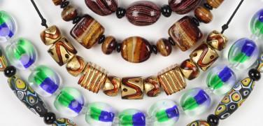 Le perle veneziane in vetro murrino