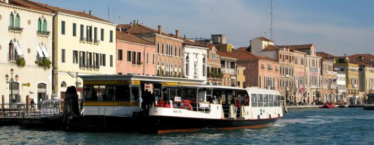 Linee vaporetti Venezia: vaporetto linee centro città e ...