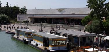 Arrivare a Venezia in treno