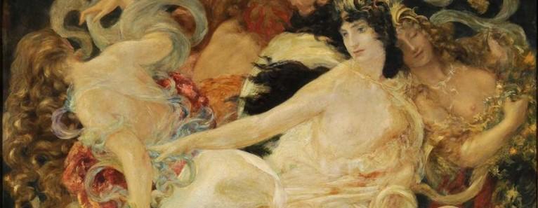 """""""Fortuny e Wagner. Il wagnerismo nelle arti visive in Italia"""" in mostra a Palazzo Fortuny"""