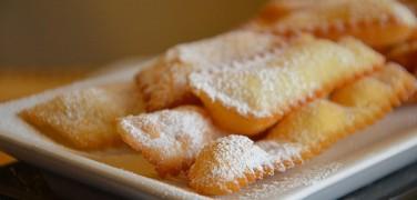 I dolci del Carnevale di Venezia