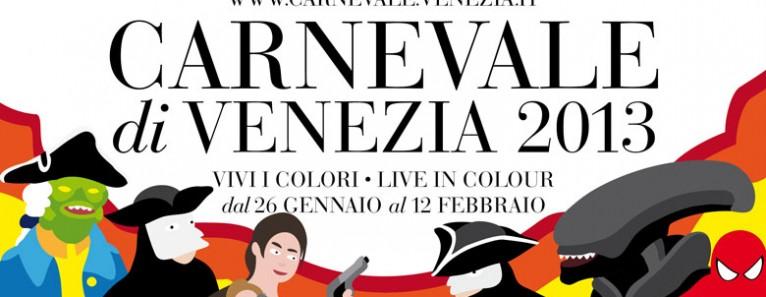 Calendario Eventi Culturali al Carnevale di Venezia 2013