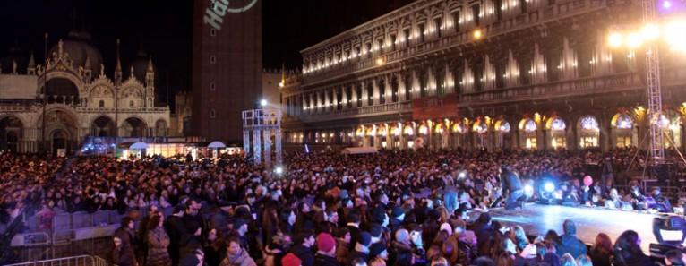 I concerti in Piazza San Marco: Azzurro, YellowSubmarine e Omaggio a Federico Fellini