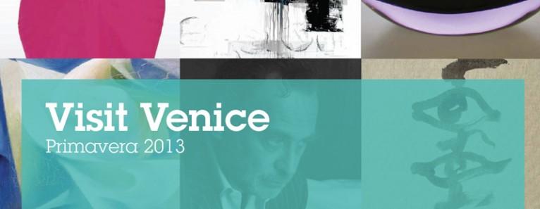 """La nostra rivista """"VISIT VENICE – Primavera 2013″ è on line"""