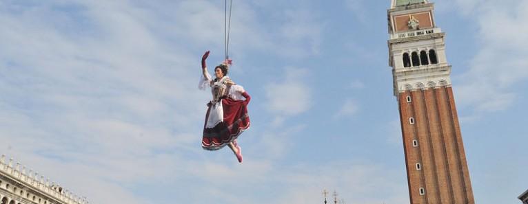 Carnevale in Piazza San Marco – Volo dell'Angelo – Festa delle Marie