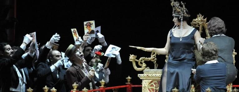 Věc Makropulos al Teatro La Fenice