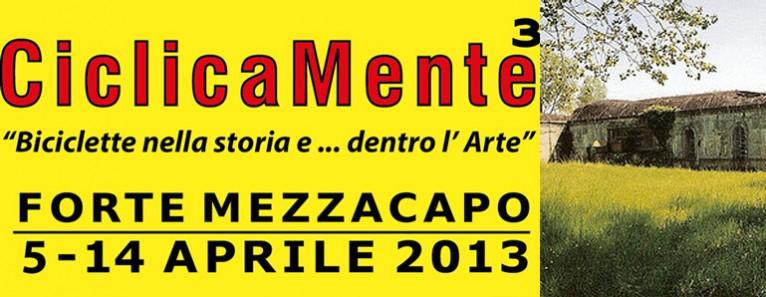 Ciclicamente – Manifestazione dedicata alla bicicletta a Forte Mezzacapo