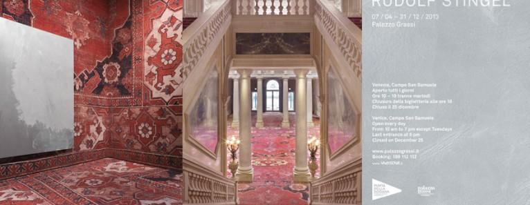 Rudolf Stingel – Palazzo Grassi