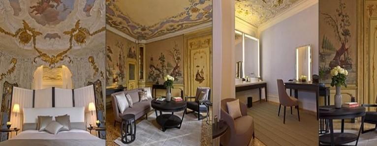 Hotel  Stelle Roma Via Veneto