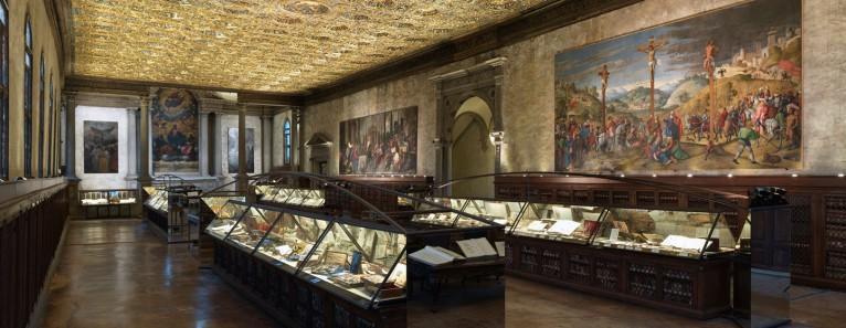 Scuola grande di san marco a venezia museo della medicina for Scuola sansovino venezia