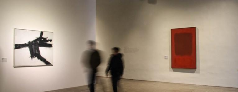 Ca 39 pesaro collezione panza di biumo dialoghi americani for Minimal art artisti