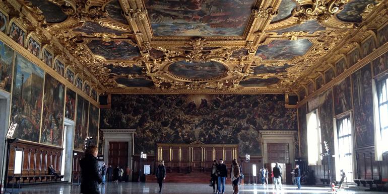 Visita a Palazzo Ducale