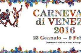 Calendario Eventi Culturali Carnevale di Venezia
