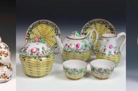 Geminiano Cozzi e le sue ceramiche