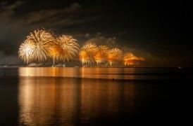 Beach on Fire a Cavallino Treporti: lo spettacolo pirotecnico più lungo al mondo