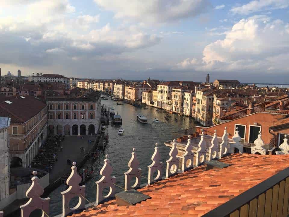 A Venezia apre T Fondaco: il centro commerciale di lusso al Fontego ...