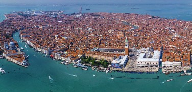 """Venezia, itinerario di una """"mestrina doc"""""""