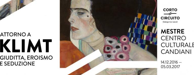 Mostra su Klimt al Centro Culturale Candiani di Mestre