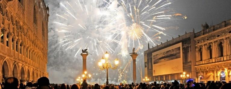 Capodanno a Venezia in Piazza San Marco: Love 2017