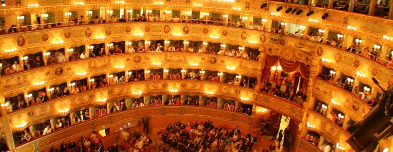 Concerto di Capodanno 2017 al Teatro La Fenice di Venezia
