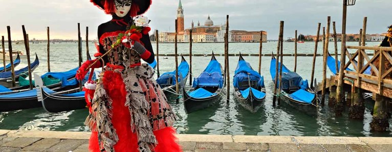 Carnevale di Venezia 2017: dall'11 al 28 febbraio