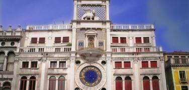 Visita la Torre dell'Orologio di Venezia