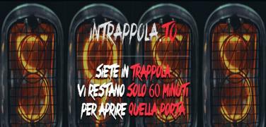 """Carnevale 2017: """"Intrappola.to"""" sai risolvere un enigma in 60 minuti?"""